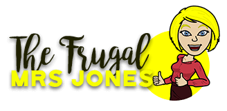 The Frugal Mrs Jones