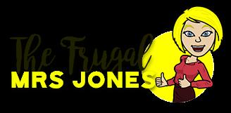 The Frugal Mrs Jones